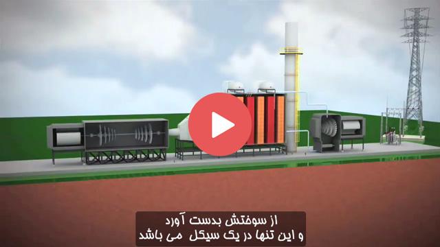 نیروگاه-سیکل-ترکیبی