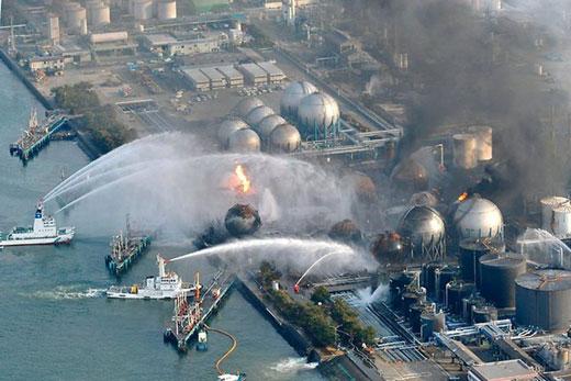 حادثه فوکوشیما