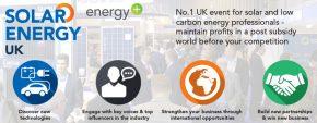 نمایشگاه انرژی خورشیدی در انگلستان