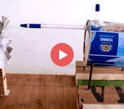 آموزش ساخت نیروگاه بخار در خانه