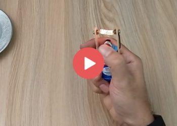 ویدیو آموزش ساخت فندک برقی