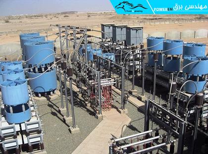 SVC شرکت Alstom، نصب شده در عربستان صعودی