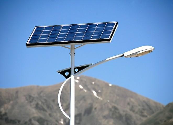 سولار روشنایی خورشیدی