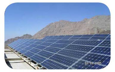نیروگاه خورشیدی دربید یزد