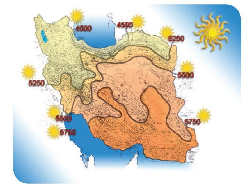 خورشید و ایران