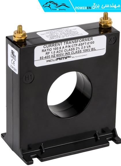 ترانس نمونه گیر جریان - CT