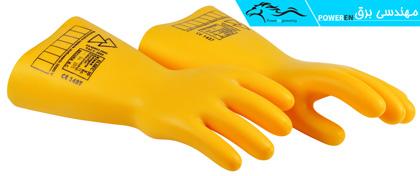 دستکش محافظ 5کیلو ولت