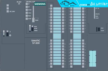 PLC شرکت زیمنس سری 300