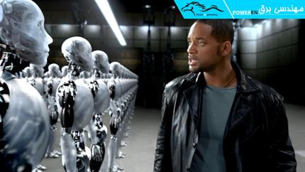 """فیلم سینمایی """"I, Robot"""""""