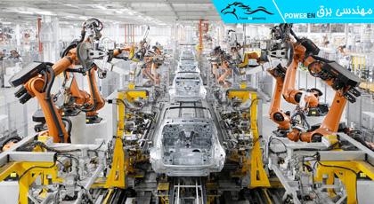 اتوماسیون هوشمند شرکت BMW