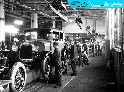 کارخانه اتومبیل سازی فورد