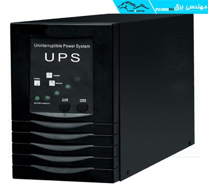 UPS دستگاه ذخیره کننده انرژی