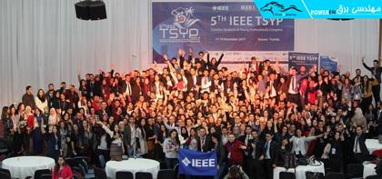 IEEE هر ساله همایش هایی در سرتاسر دنیا برگزار می کند