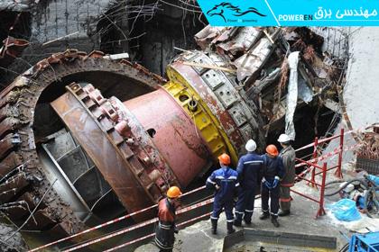 انفجار در نیروگاه آبی (ژنراتور سنکرون) روسیه سال 2009