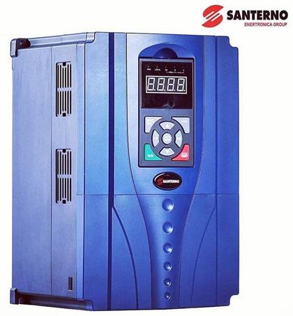 نمونه درایو شرکت Santerno
