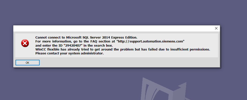Cannot connect to Microsoft SQL Server 2014 Express Edition